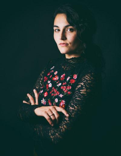 Portrait der Mezzosopranistin Anna-Doris Capitelli, ©JoTitze